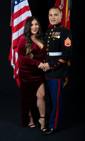 Roman Ashley Photography | MALS-49 2018 Marine Corps Ball